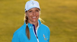 Carin Koch to captain Europe's Solheim Cup tea
