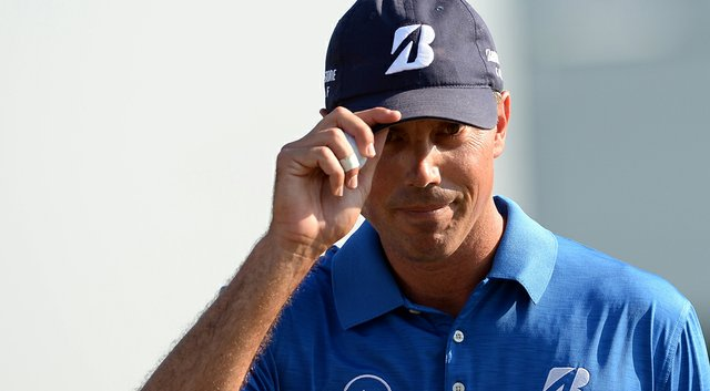 Matt Kuchar fired a 4-under 68 on Saturday at the Masters and is one shot off the lead.