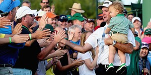 Nichols: This Bubba Watson has matured