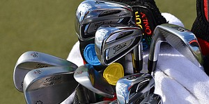 Leader's bag: Jordan Spieth at 2014 Masters