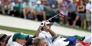 Masters ratings suffer despite Watson's comeback
