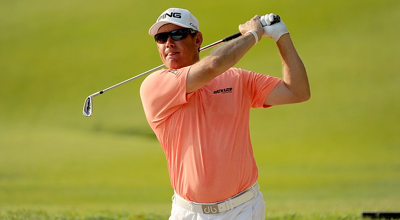 Lee Westwood opened with a 7-under 65 to take a one-shot lead at the Malaysian Open.