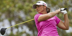 Stanford boosts lead at LPGA Lotte