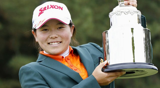 Japanese 15-year-old Minami Katsu became the youngest winner in the history of the Japan LPGA tour by shooting a 4-under 68 on Sunday to take out the Vantelin Ladies Open.