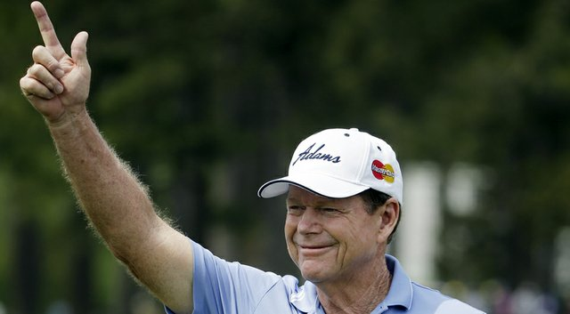 Tom Watson will captain the 2014 U.S. Ryder Cup team (shown here during this year's Masters).
