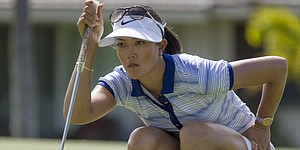 Swinging Skirts LPGA: Tee times, Round 2