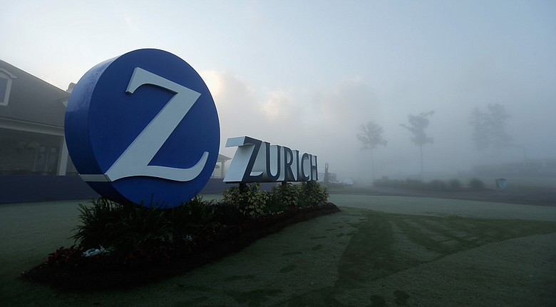 The Zurich Classic started under foggy skies on Thursday.