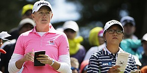 LPGA's Big Three statistically similar at start of ANA Inspiration