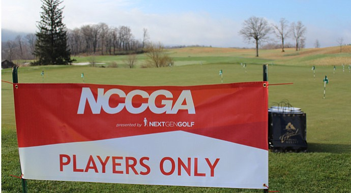 The 2014 NCCGA Spring National Championship was played at Crystal Springs Resort in Hamburg, N.J.