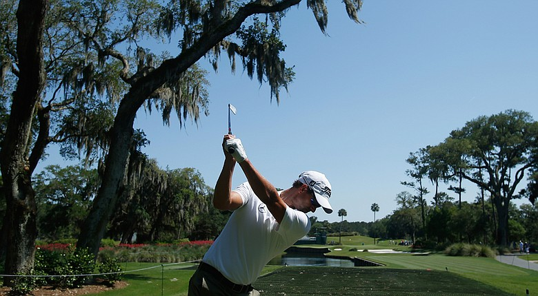 Adam Scott won the 2004 Players Championship.