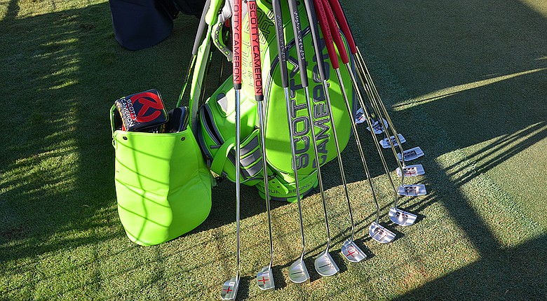 Geoff Ogilvy took out his recent frustrations on his old putter, and found himself in the market for a new one at the 2014 Players Championship.