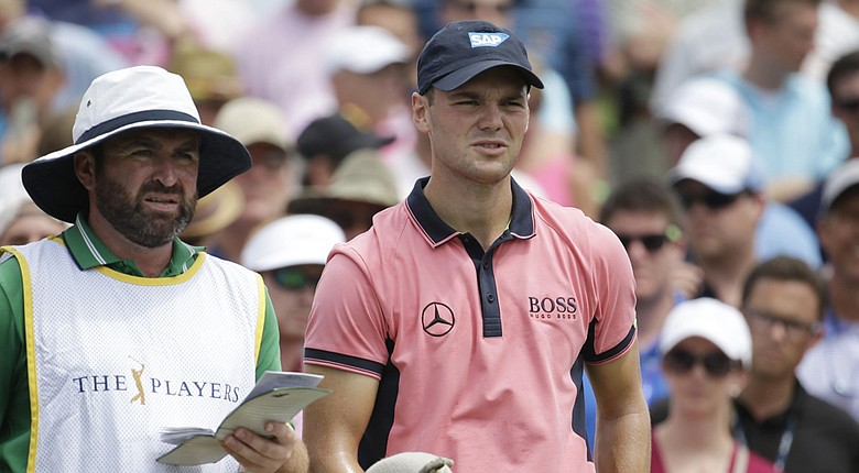 Martin Kaymer during Sunday's final round of the PGA Tour's 2014 Players Championship at TPC Sawgrass.