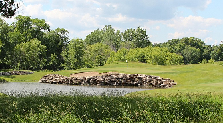 Rich Harvest Farms, site of the NCAA's Sugar Grove (Ill.) men's golf regional in 2014.
