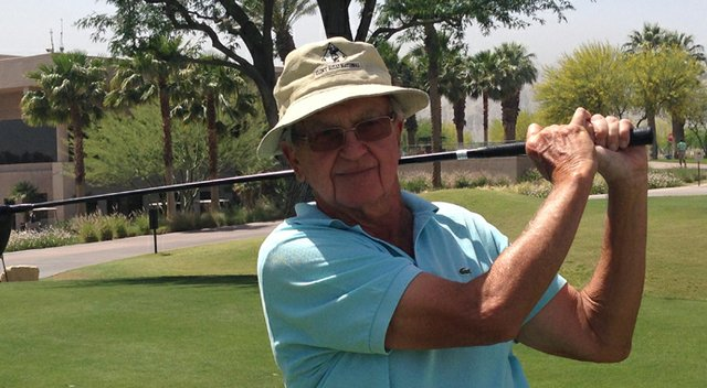 Fred Rowland has hit milestones in every level of the game. His next one? Induction into the Kansas Golf Hall of Fame.