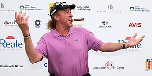 Jimenez wins Open de Espana playoff