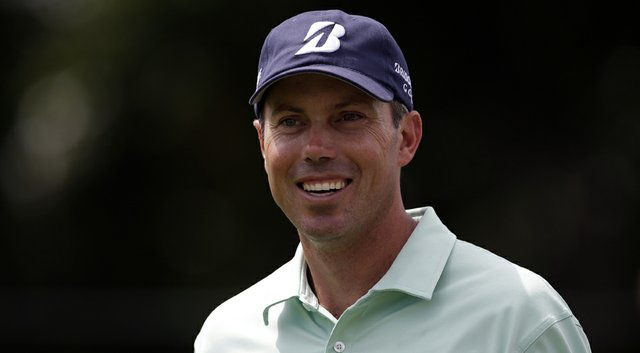 Matt Kuchar will play in a spotlight group during the first two rounds of the PGA Tour's 2014 Crowne Plaza Invitational at Colonial (shown here during the HP Byron Nelson Championship).