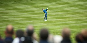 McIlroy posts 71 to stay close at BMW PGA