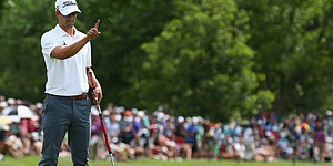 5 Things: Scott outlasts Dufner for Texas sweep