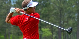 Champ takes lead at Memorial Amateur