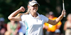 Korda tops crowd for Airbus LPGA Classic win