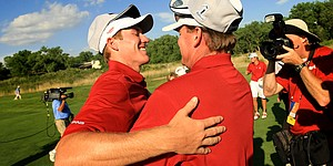 College men top 10: 'Bama repeat highlights '14
