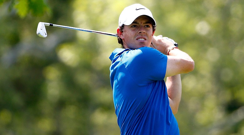 Rory McIlroy will tee it up with Adam Scott and Jason Day in the first two rounds at Memorial.