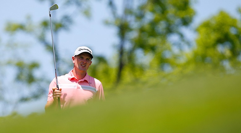 Justin Rose missed the cut by one shot after a double hit on No. 12 resulted in a 72 instead of a 71.