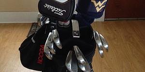 Winner's Bag: Mason Short, NCCGA champ