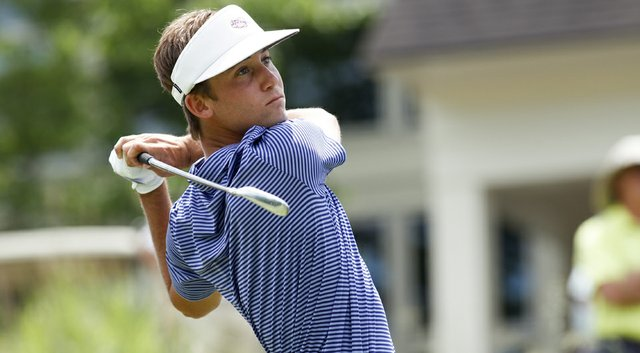 LSU's Smylie Kaufman qualified through the sectional in Georgia.
