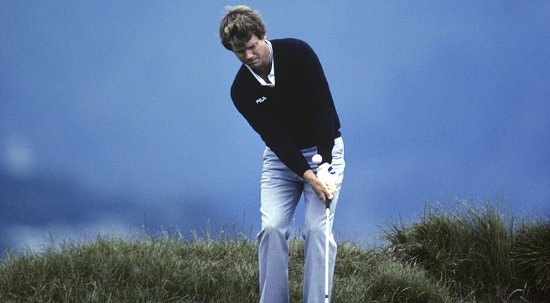 Tom Watson's chip-in at the 17th hole during the 1982 U.S. Open at Pebble Beach ranks as one of the best shots in tournament history.