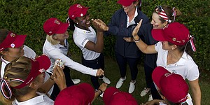 U.S. closing in on Curtis Cup title in St. Louis