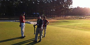 How Pinehurst gets its maddening greens ready