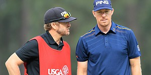 Mahan, Donaldson hit wrong golf balls at U.S. Open