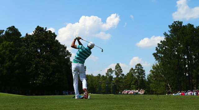Rickie Fowler will tee it up with Martin Kaymer in Sunday's final round at the U.S. Open.