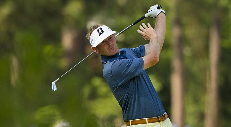 Brandt Snedeker played through injury during Sunday's final round of the 2014 U.S. Open at Pinehurst.