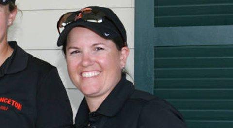 Nicki Cutler stepped down as Princeton women's golf coach.