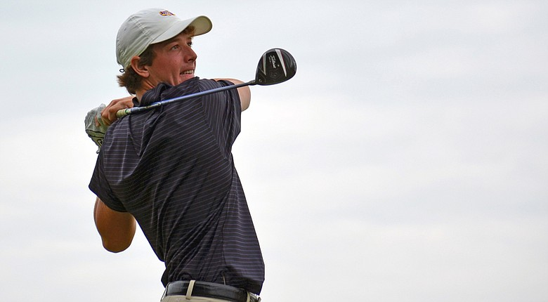 LSU's Stewart Jolly won the 2014 Northeast Amateur in Rhode Island.