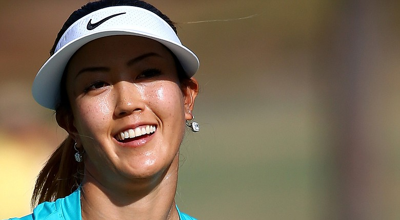 Michelle Wie has always stood out from the crowd due to her size and her dedication to the sport from a young age.