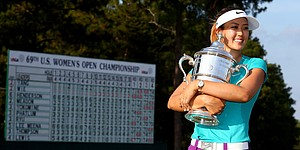 Nichols: This is only the beginning for Michelle Wie