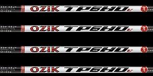 Matrix Ozik TPHDe wood shafts