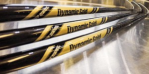 True Temper Dynamic Gold Onyx Tour Issue shaft