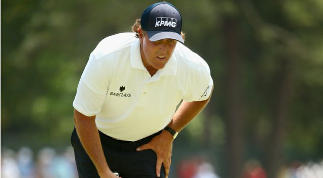 Phil Mickelson is among the notable players who, through the U.S. Open and then some, can't yet pencil an annual Tour Championship trip into their schedules.