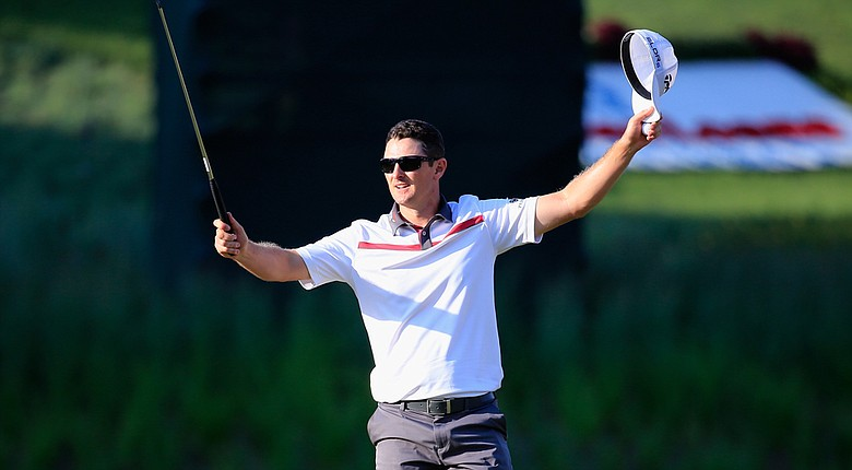Justin Rose won the Quicken Loans National title after beating Shawn Stefani in a sudden-death playoff on Sunday at Congressional.