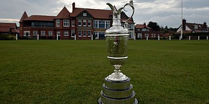 2014 British Open: The complete field