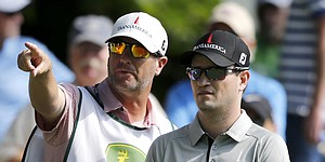 Johnson right back in tie for Deere lead