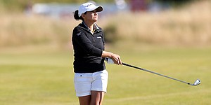 Martin leads Women's British as stars fade