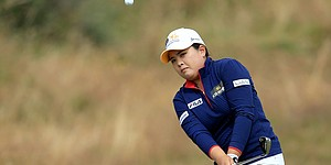 Park back on radar leading Women's British