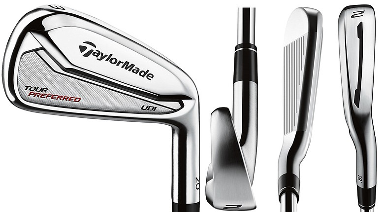 TaylorMade Tour Preferred UDI driving iron