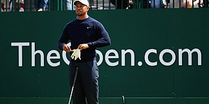 2014 British Open: Tee times, Rounds 2