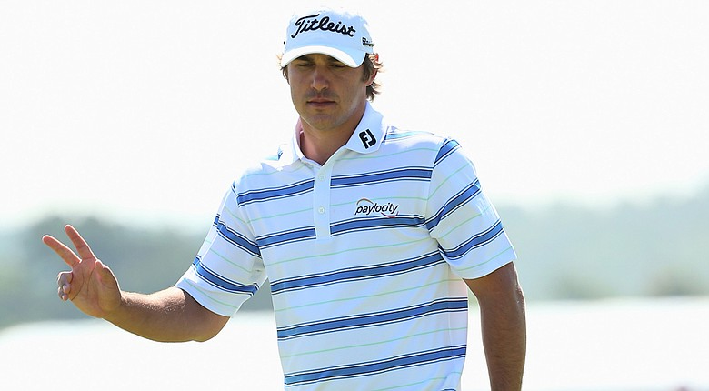 Brooks Koepka fired a 4-under 68 on Thursday at the Open Championship.